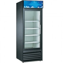 24 Cu. Ft. Glass Door Merchandiser