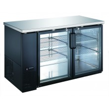 Glass Door Bar Back Cooler