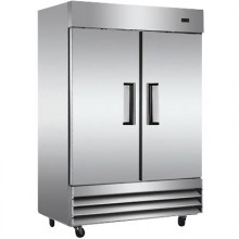 2 Door 46.6 Cu. Ft. Reach-In Refrigerator