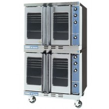 Double Gas Convection Oven