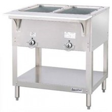 2 Opening Aerohot® Stationary Standard Gas Hot Food Unit