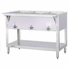 3 Opening Aerohot® Stationary Standard Gas Hot Food Unit
