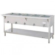 5 Opening Aerohot® Stationary Standard Gas Hot Food Unit