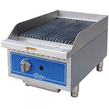 "15"" W Gas Radiant Charbroiler"