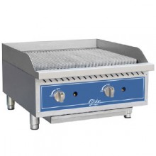 "24"" W Gas Radiant Charbroiler"