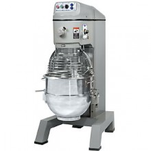 60 Quart 2 HP Floor-Pizza Mixer