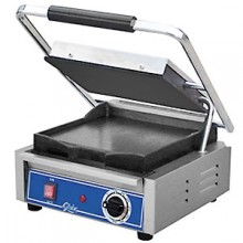 Grooved Single Standard Bistro Sandwich Grill