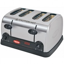 Heavy Duty 120V Pop-Up Toaster