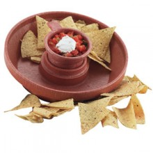 Shown With Optional Salsa Cup