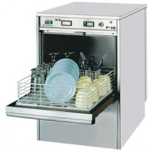 Undercounter Cup and Glasswasher with Booster