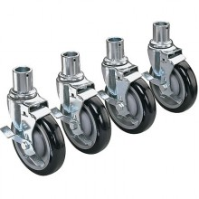 Standard Wire Shelving Casters