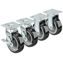 Extra Heavy Duty Plate Casters