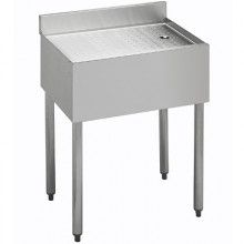 "12"" W x 18"" D Drainboard Unit - 1800 Series"