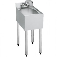 "12"" W x 18"" D Basic Hand Sink - 1800 Series"