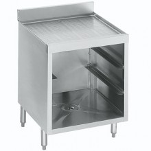 Drainboard Top Glass Storage Rack