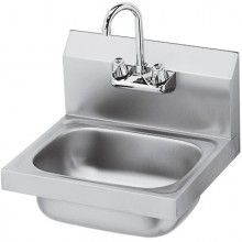 Shown With Standard Faucet