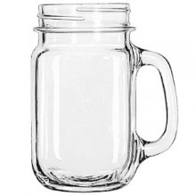 16 Oz. Mason Jar Mug 1 dz/cs