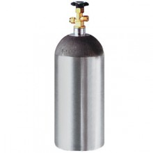 10 lbs. Aluminum CO2 Cylinder