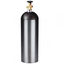 20 lbs. Aluminum CO2 Cylinder