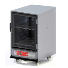 Half Size Non Insulated Heated Cabinet