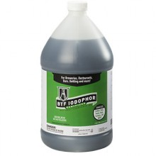 B-T-F® Iodophor Sanitizer - 1 Gallon
