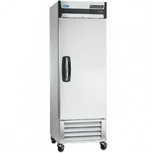 23 Cubic Ft One Swing Door Reach-In Refrigerator