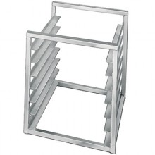 Welded Aluminum Construction Insert Pan Rack – Half Size