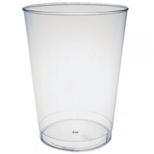 10 Oz. Clear Disposable Tumbler