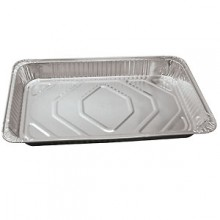 "20 3/4"" x 12 3/16"" x 2 3/16"" Full Size Foil Pan"
