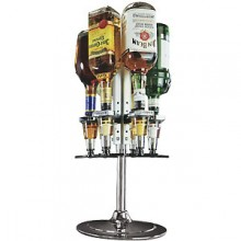 Rotary Counter Mount No Meter Liquor Dispensing System