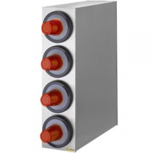 EZ-Fit® Stainless Steel Box System - 4 Dispensers