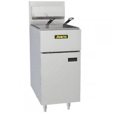 40 lb. Capacity SilverLINE™ Gas Floor Fryer
