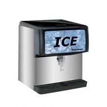 "30""  Wide 200 lbs. Capacity Standard Countertop Ice Dispenser"