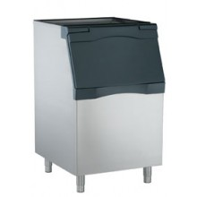 "30""  Wide 536 lbs. Capacity Stainless Steel Ice Bin"