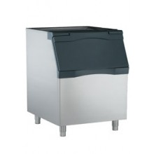 "42""  Wide 778 lbs. Capacity Stainless Steel Ice Bin"