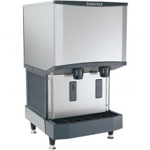 500 lbs. Daily Production 25lbs. Capacity Countertop Nugget Ice Dispenser