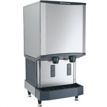 500 lbs. Daily Production 40lbs. Capacity Countertop Nugget Ice Dispenser