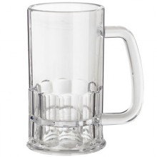 12 Oz. Sham Bottom SAN Beer Mug