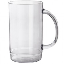 21.6 Oz. Smooth SAN Beer Mug