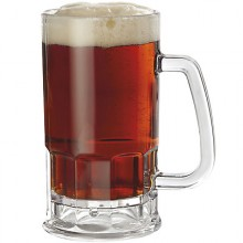 20.6 Oz. Sham Bottom Polycarbonate Beer Mug