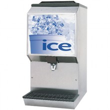 "15""  Wide 90 lbs. Capacity Countertop Ice Dispensers"