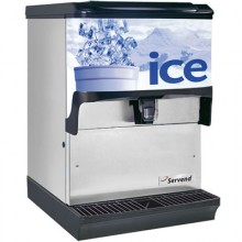 "23""  Wide 150 lbs. Capacity Countertop Ice Dispensers"