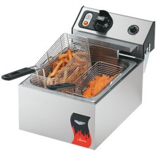 10 Lb. Electric Countertop Fryer