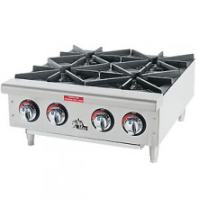 4 Burner Star-Max™ Gas Hot Plate