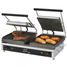 Combination Double Grill-Express™ Panini Grill