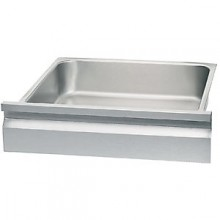 """20"""" x 15"""" x 5"""" Stainless Steel Drawer"""