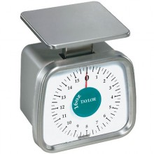 16 Oz. x 1/4 Oz. Compact Portion Control Platform Scale