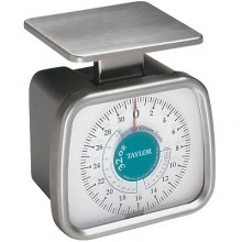 32 Oz. x 1/4 Oz. Compact Portion Control Ice Cream Scale