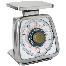 5 Lb. x 1/2 Oz. Analog Portion Control Scale