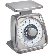 32 Oz. x 1/4 Oz. Analog Portion Control Scale